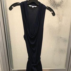 Trina Turk Navy Dress